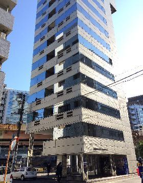 神田槇町トライアングルタワーズビルの外観写真