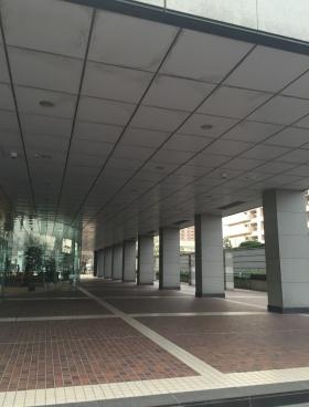 LOOP-X(ループエックス)ビルの内装