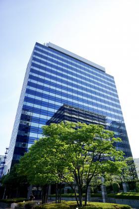 LOOP-X(ループエックス)ビルの外観写真