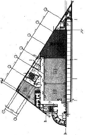 大泉学園ゆめりあ1:基準階図面