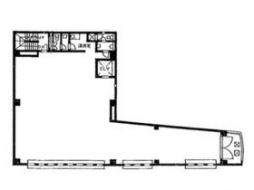 UETAKEビル:基準階図面