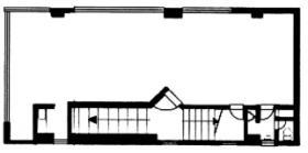 第2小磯ビル:基準階図面