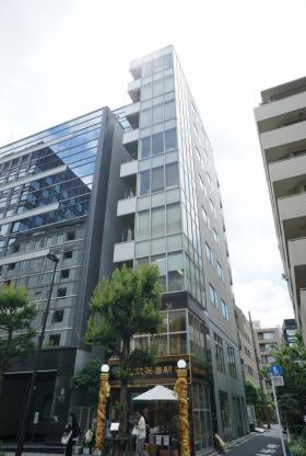 LYNX麹町ビルの外観写真