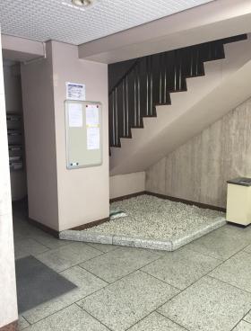 喜助九段北ビル(旧悠山九段ビル)の内装