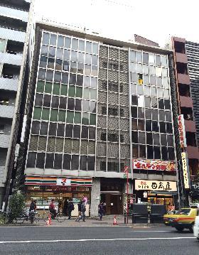 京三会館ビルの外観写真