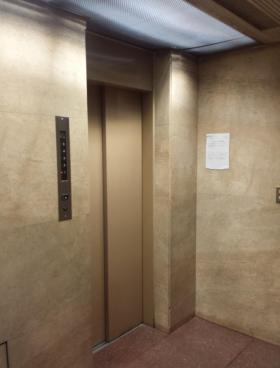 前川九段ビルの内装