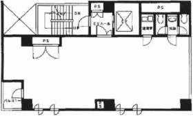 みづまんビル:基準階図面