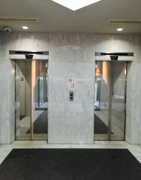 第2紀尾井町ビルの内装
