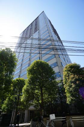 赤坂溜池タワーの外観写真
