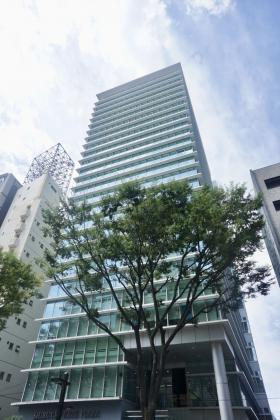 渋谷プライムプラザビルの外観写真