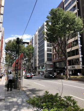 渋谷プライムプラザビルの内装