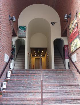 テシコ六番町ビルの内装