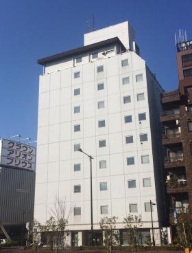 東京セントラル代々木の外観写真