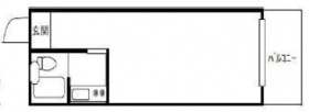 小野木ビル:基準階図面