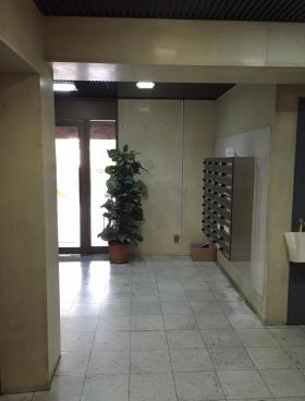 小野木ビルの内装