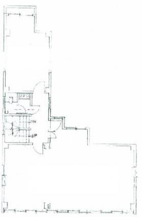 明興ビル:基準階図面