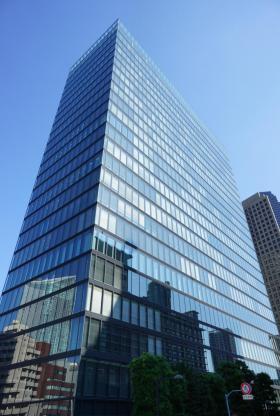 虎ノ門タワーズオフィスの外観写真