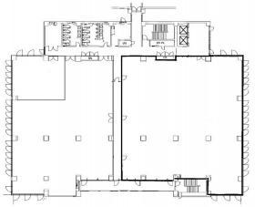 豊海振興ビル:基準階図面
