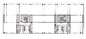 秋葉原UDX:基準階図面
