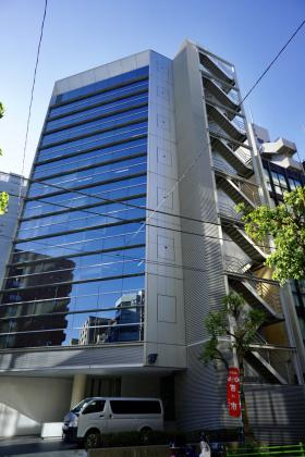 アーバンネット日本橋ビルの外観写真