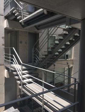 アーバンネット南麻布ビルの内装