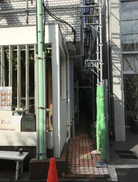 北青山FNビルの内装