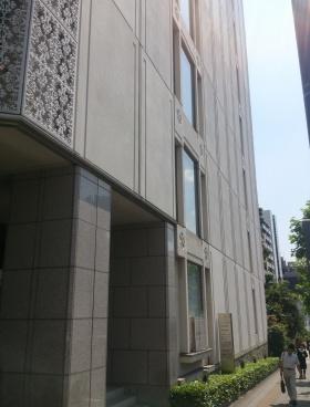 白雉子ビルの内装