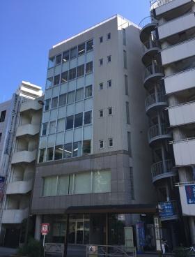 NET1三田ビルの外観写真