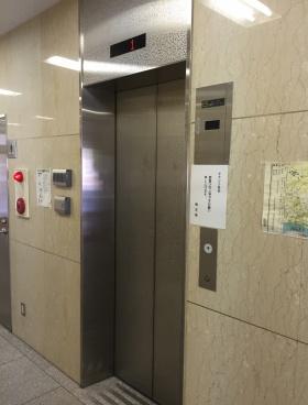 NET1三田ビルの内装