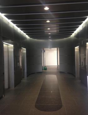 センチュリー三田ビルの内装