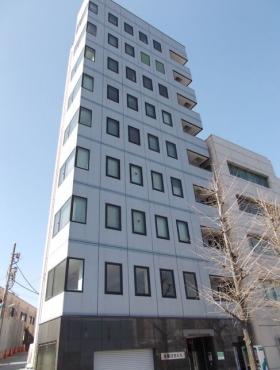 高輪OSビルの外観写真