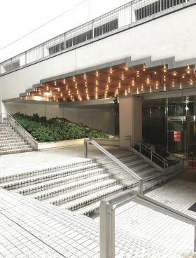 京王プラザホテル南館の内装