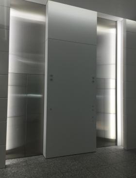 TS青山ビルの内装