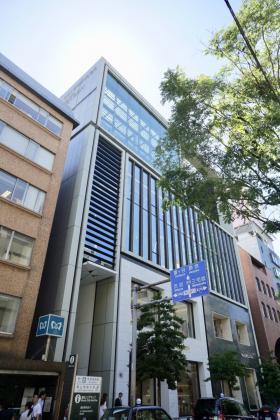 TS青山ビルの外観写真