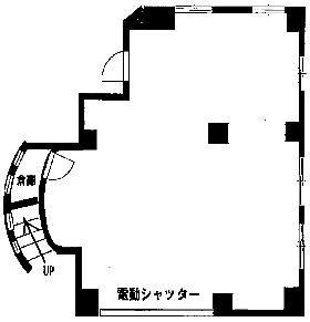 ライフェック片倉ビル:基準階図面