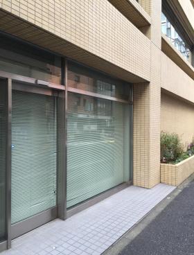 神田錦町乾ビルの内装