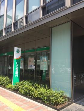 田町フロントビルの内装
