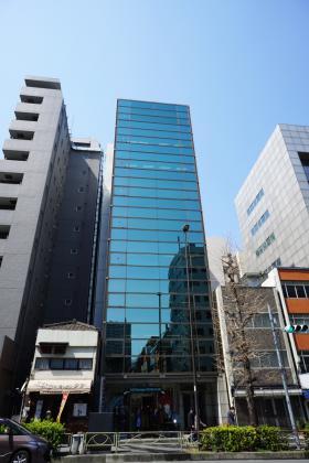 ランディック第2虎ノ門ビルの外観写真