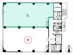 第3須三ビル:基準階図面