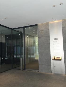 PMO芝大門ビルの内装