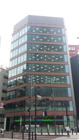 ストロング赤坂ビルの外観写真
