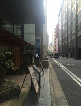 京橋TDビルの内装