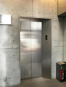 Daikanyama Frontビルの内装