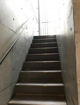 代官山フロントビルの内装
