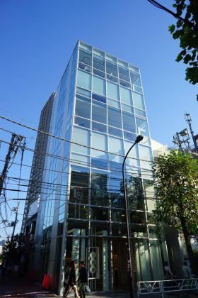 代官山フロントビルの外観写真