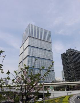 東京ガーデンテラス (紀尾井町)のエントランス
