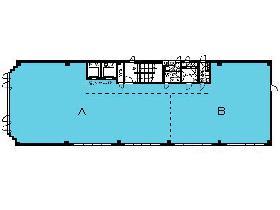 TS-5(NQ)ビル:基準階図面