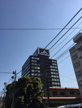 JA共済埼玉ビルのエントランス