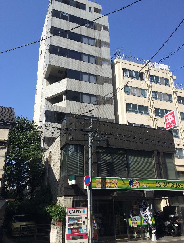 神楽坂藤井ビルの外観