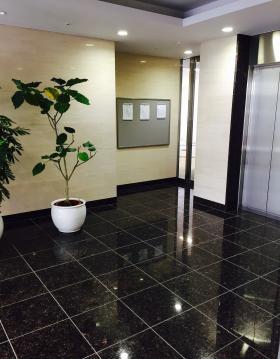 アイオス五反田駅前ビルの内装